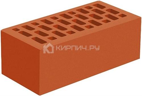 Кирпич для фасада корица полуторный гладкий М-175 Голицыно