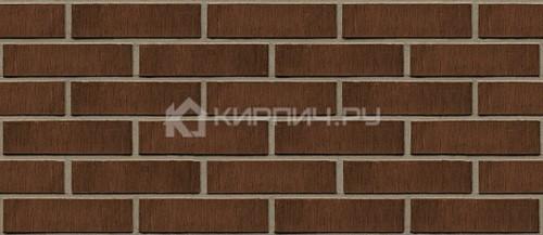 Кирпич для фасада коричневый евро бархат М-175 ЖКЗ