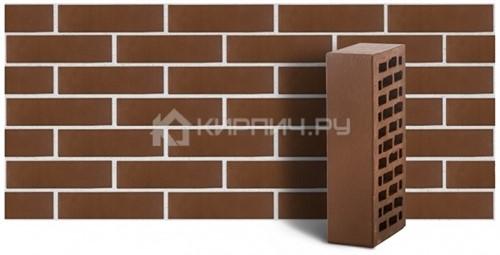 Купить Кирпич одинарный коричневый гладкий М150 ЛСР дешевле