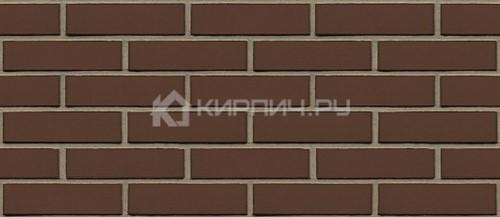 Кирпич облицовочный коричневый полуторный гладкий М-175 ЖКЗ