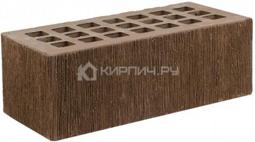 Кирпич для фасада коричневый полуторный скала М-175 ЖКЗ