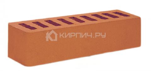 Кирпич облицовочный красный евро гладкий М-150 СтОскол