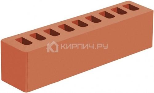 Кирпич Голицынский красный гладкий ИК-2 М-175