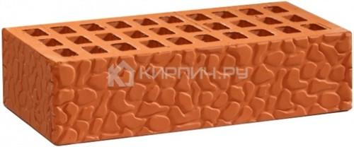 Кирпич Воротынский красный одинарный черепашка М-150