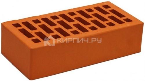 Кирпич одинарный красный гладкий М-150 НЗКМ