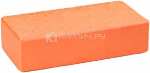 Кирпич для фасада красный одинарный гладкий полнотелый М-300 ГКЗ