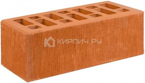 Кирпич красный полуторный бархат М-150 СтОскол