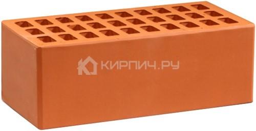 Кирпич облицовочный красный полуторный гладкий М-150  Воротынск