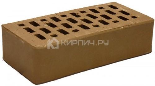 Кирпич Терекс мокко одинарный гладкий М-150