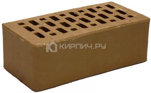Кирпич Терекс мокко полуторный гладкий М-150