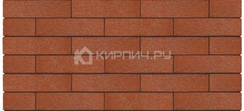 Кирпич Керма Premium Russet granite одинарный кора дуба орех М-175