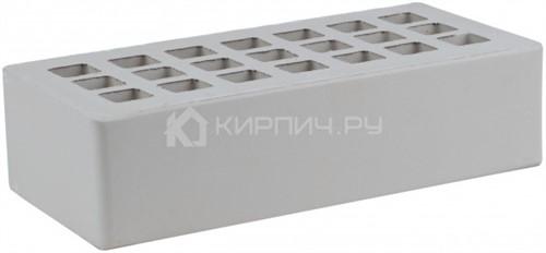 Кирпич одинарный серый пена М-175 ЖКЗ