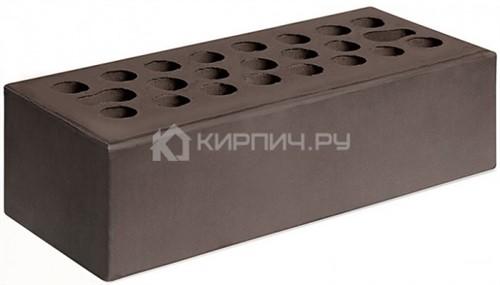 Кирпич  М-150 шоколад евро гладкий Керма