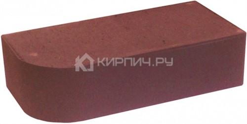 Кирпич М-300 шоколад одинарный гладкий полнотелый R60 КС-Керамик