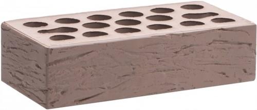 Купить Кирпич одинарный шоколад рустик М-150 Керма дешевле