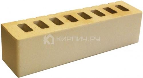 Кирпич  М-150 слоновая кость брусок гладкий БКЗ