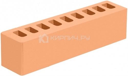 Кирпич для фасада соломенный гладкий ИК-2 М-150 Голицыно
