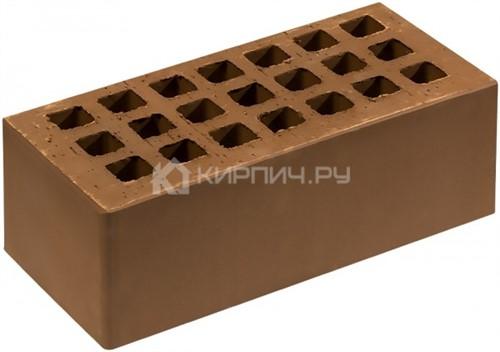 Кирпич СЗЛК (Саранск) светло-коричневый полуторный гладкий М-150