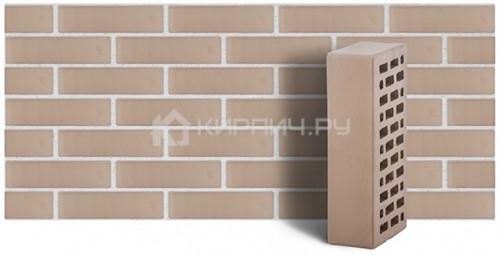 Купить Кирпич М-150 светло-серый одинарный гладкий ЛСР дешевле
