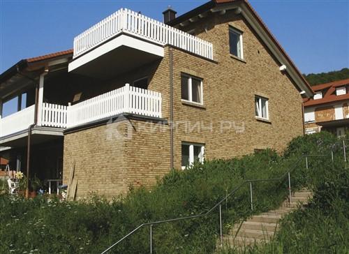 Кирпич для фасада Terca (Wienerberger) ORCHIDEE ROSE ручная формовка 215х102х65