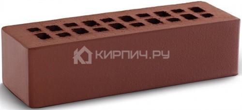 Кирпич евро размер терракот гладкий М-150 КС-Керамик