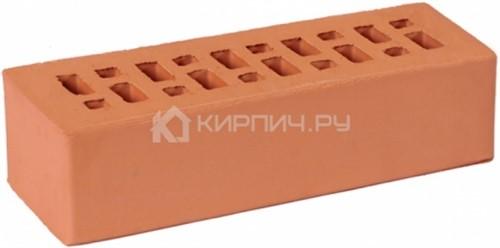 Кирпич одинарный терракот гладкий М-175 ГКЗ
