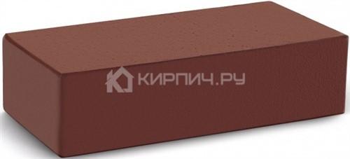 Кирпич одинарный терракот гладкий полнотелый М-300 КС-Керамик