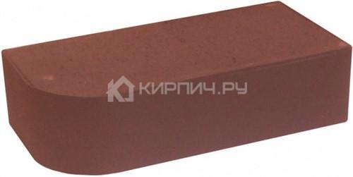 Кирпич М-300 терракот одинарный гладкий полнотелый R60 КС-Керамик