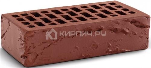 Кирпич одинарный терракот кора дерева М-150 КС-Керамик