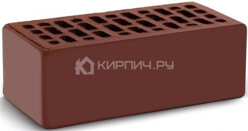 Кирпич терракот полуторный гладкий М-150 КС-Керамик