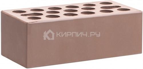 Кирпич облицовочный светлый полуторный гладкий М-150 Керма