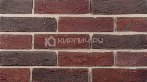 Кирпич 250х120х65 ручной формовки Демидовский 250х120х65