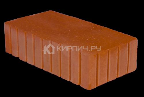 Кирпич строительный полнотелый одинарный М-125 рифленый Алексин