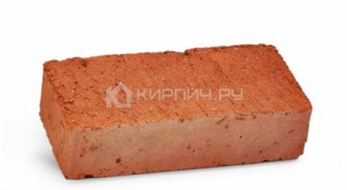 Кирпич керамический полнотелый одинарный М-150 гладкий Болохово