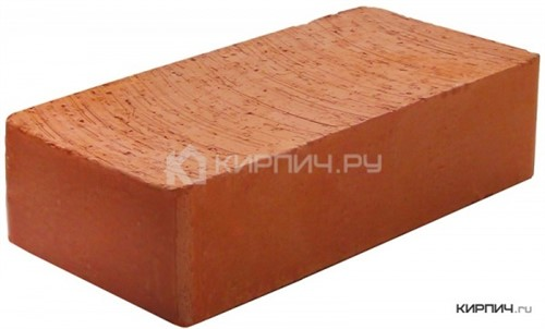 Кирпич строительный полнотелый одинарный М-150 гладкий Саратов