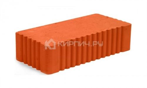 Кирпич керамический полнотелый одинарный М-150 рифленый Мстера