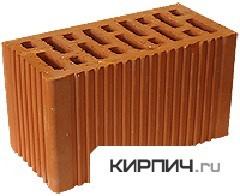 Кирпич строительный щелевой двойной М-150 рифленый Богородск