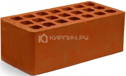 Кирпич строительный щелевой полуторный М-150 гладкий Михневская керамика