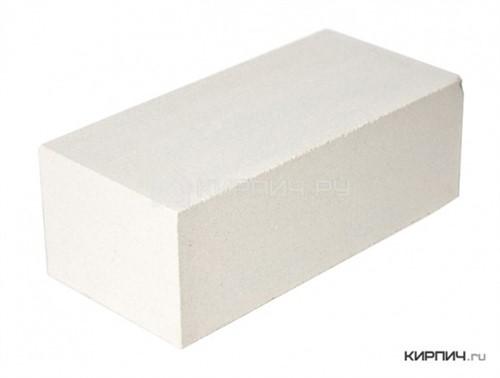 Силикатный кирпич белый полуторный колотый 250х60х88 М-150 СТК-2001